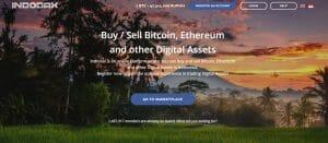 exchange cryptocurrency indonesia