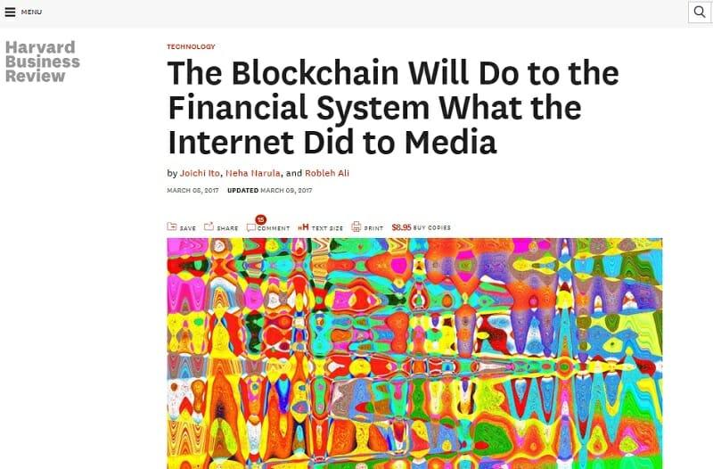 apa itu teknologi blockchain