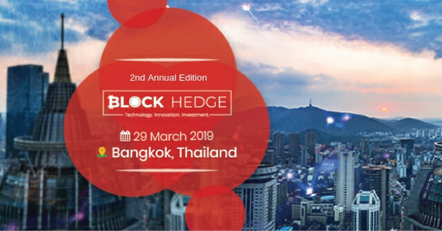 Block Hedge Conference