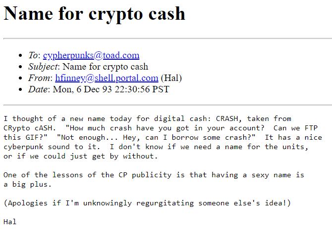 nama crypto cash