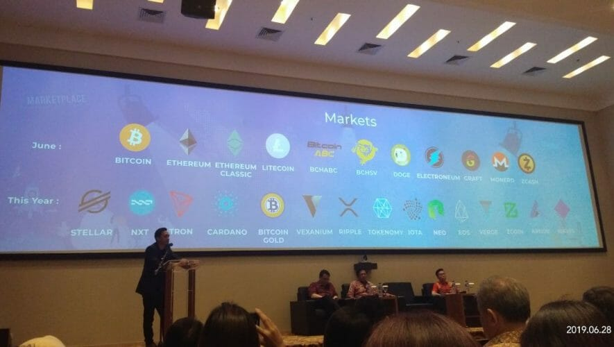 vexanium indonesia public blockchain di digitalexchange