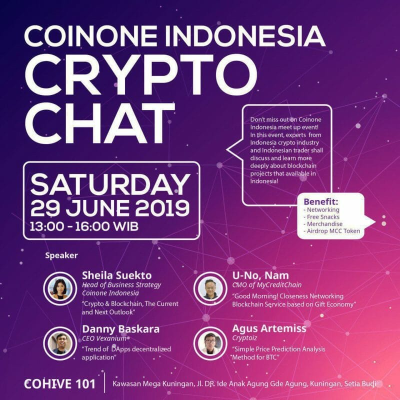 Coinone Indonesia - Analisa fundamental Crypto