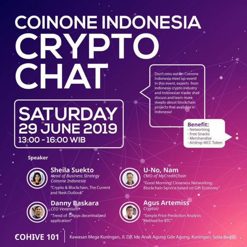 Coinone Indonesia - Analisa fundamental Crypto