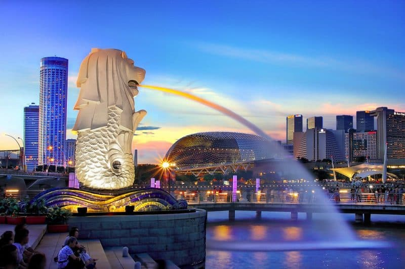 singapore crypto