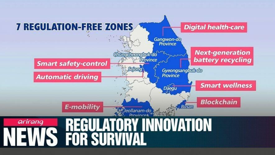 zona blockchain Korea Selatan di Busan