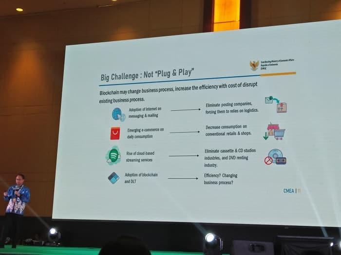 7 - IMG201909- tantangan blockchain di Indonesia