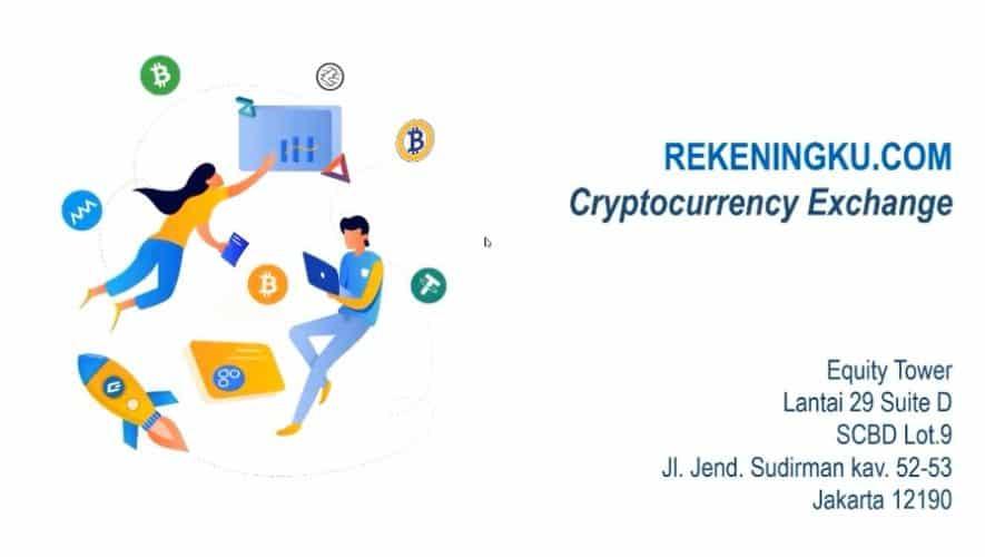 crypto exchange di Indonesia - Rekeningku