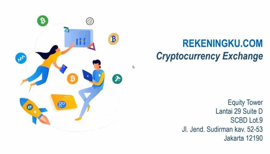 crypto exchange di Indonesia - Rekeningku