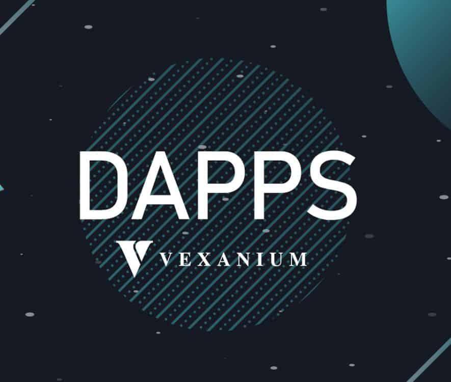 Dapps in vexanium