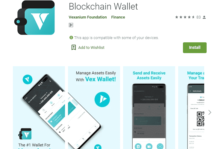decentralized blockchain wallet