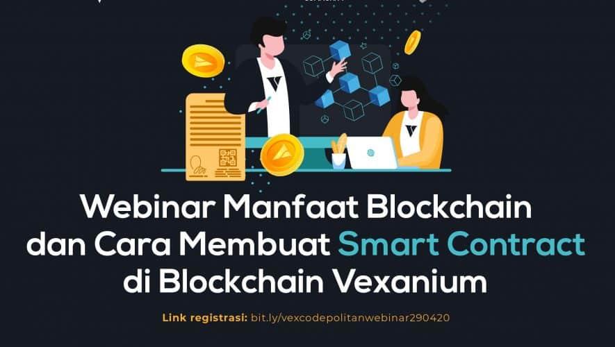 Vexanium x Codepolitan Webinar