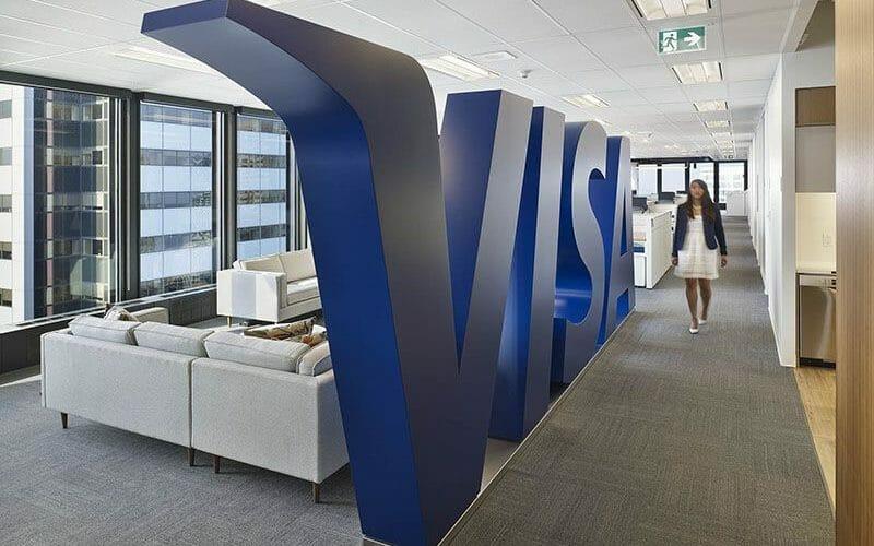 digital dollar visa dengan blockchain