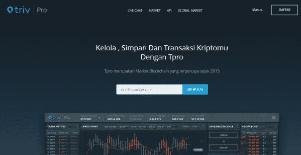 trading bitcoin terbaik