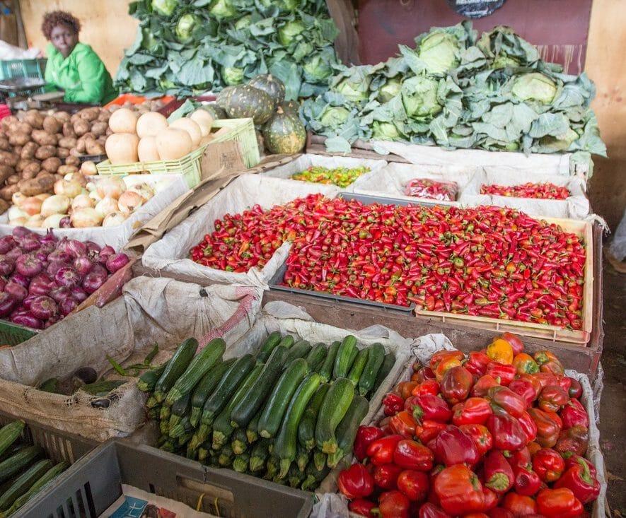 ketahanan pangan dengan blockchain