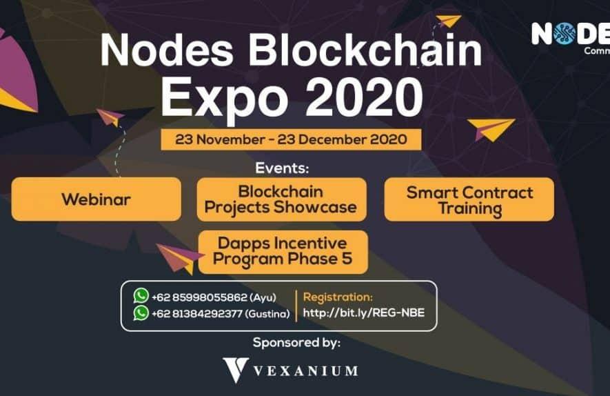 Nodes Blockchain Expo